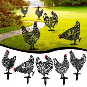 Gartenstecker Hühner online bestellen