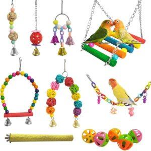 Spielzeug Vogelkäfig