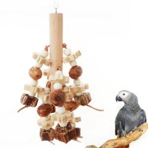 Vogelvoliere einrichten