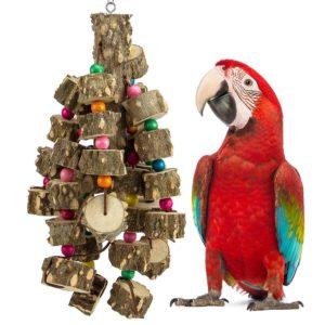 Papageien Spielzeug