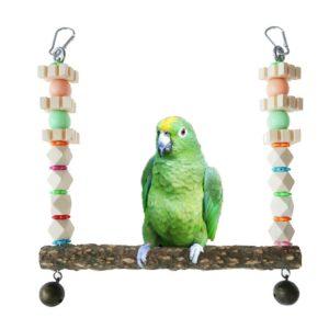 Schaukel für große Papageien