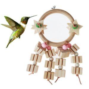 Kolibri fliegt
