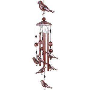 Vogel und Glück Windspiel