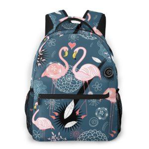 Flamingo in Love, Rucksack
