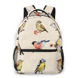Rucksack für Ornithologen