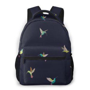 Jungen Rucksack Vögel