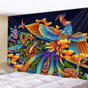 Phantasie Phönix Feuervogel